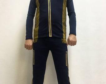STAR TREK DISCOVERY Star Fleet Uniform (Male)