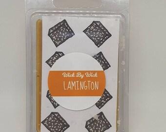 Chocolate Lamington Australia Scented Soy Wax Melt
