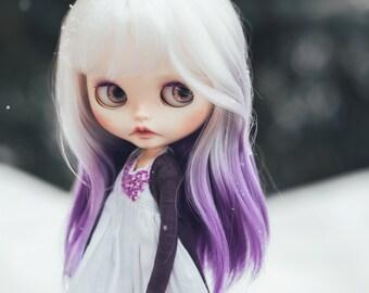 Iris – OOAK Custom Blythe by KeiuDolls