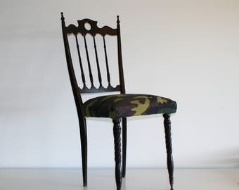vintage chair mimetic