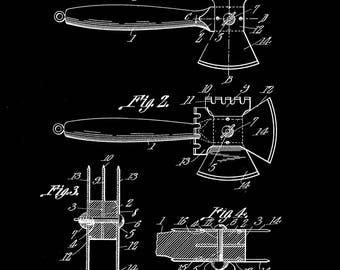 Compound Tool Patent #988605 dated April 4, 1911.