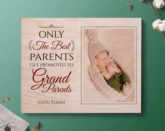 New Grandparents, Best Grandparents Gifts, New Grandparents Christmas, Grandparents Frames Baby, Grandparents Picture Frame, Grandma Gift