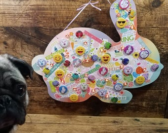 Easter Bunny (Pug Not Included) (EAS3)