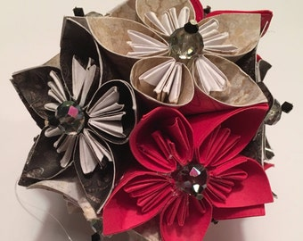 Paper Flower Ornament