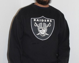 80's Vtg Lee Raiders Sweatshirt