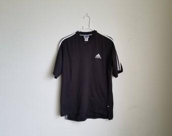 Adidas V-Neck Shirt Sz. M
