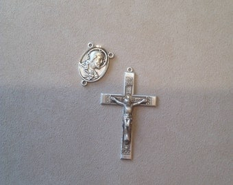 Custom Engraving of the Crucifix