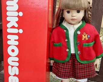 "Vintage sekiguchi Japan doll 15"""