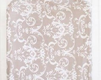 Changing Pad Cover | Halle Damask