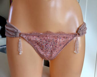 "Showgirl Thong panties ""Marie"""