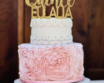Quinceanera -  Quinceanera Cake topper - Birthday Cake Topper - quinceanera centerpiece - Mis Quince Cake Topper - 15th birthday