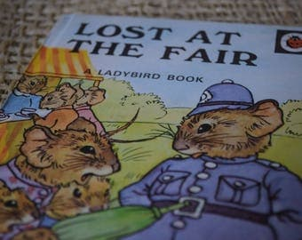 Lost at the Fair. A Vintage Ladybird Book. Series 401. 1978