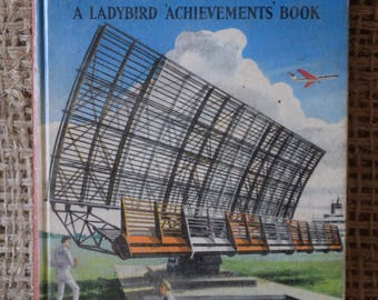 Great Inventions. A Vintage Ladybird Achievements Book. Series 601