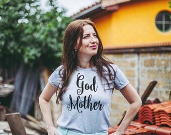 Godmother shirt / Godmother gift / Godmother gifts / Best godmother gifts / Gift for godmother / Gifts for godmother / Godmother gift ideas