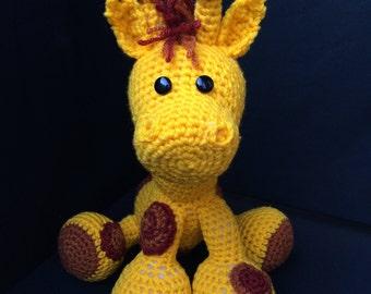 Lil Knots Giraffe
