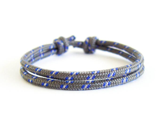 Simple Bracelet Men, Simple Bracelets For Guys, Simple Bracelet String Designs For Men, Or For Her. Woven Cord And Paracord Survival Jewelry