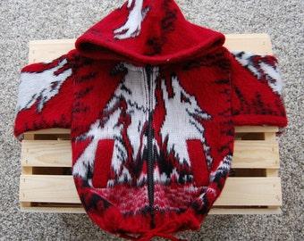 Kids Wool Sweater