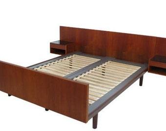 Hans J Wegner Double Bed