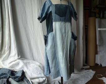 T jeans dress