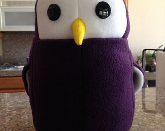 Owl Plush (version 2)