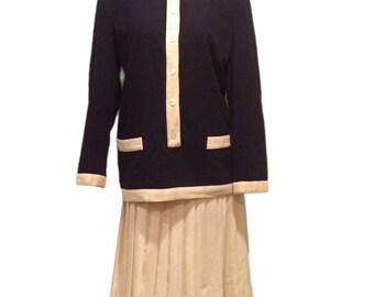Adele Simpson Suit