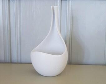 """Stig Lindberg """"Pungo"""" vase / bowl - Gustavsberg - Sweden 1950s (V125)"""