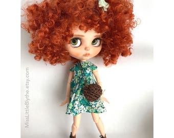 Custom Blythe Dolls For Sale by OOAK Custom Blythe Doll fake - Carla