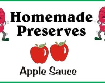 Designer Preserves Label Kit for Chutney Pickles Sauces- Homemade preserves jam jelly marmalade chutney curd sauces pickles kitchen cooking