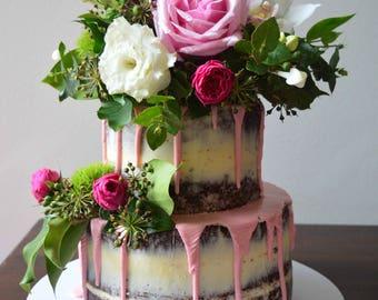 Christening / baptism / cake topper