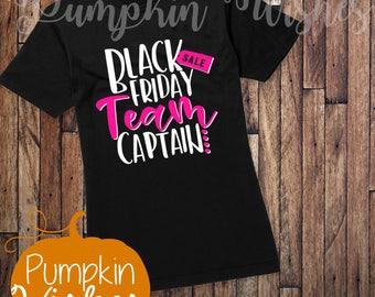 Black Friday Shirt/Black Friyay Shirt/Black Friday Crew Shirt/Holiday Shirt/Black Friday/Black Friday Team/Boss Shirt