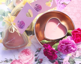 LOVE SPELL | Botanical Massage Candle