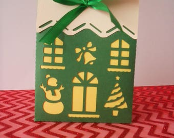Gift box for * the holiday season *.