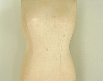 Juvenia Vintage Dressmakers Mannequin with Stockman Base