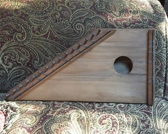 Antique Wooden Zither