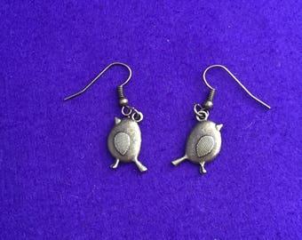 Bird earrings / bird jewelry / bird jewellery / birds