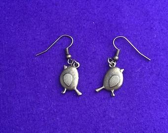 Bird earrings / bird jewelry / bird jewellery