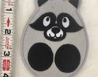 Raccoon Baby Buddy Cat Toy