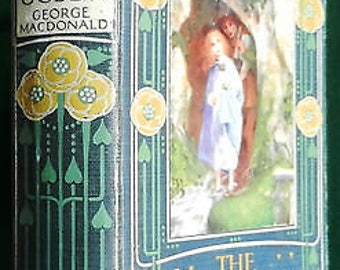 The Princess and the Goblin - George MacDonald - c1900