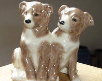 The Charm of Creamware Dogs Vintage Heredities