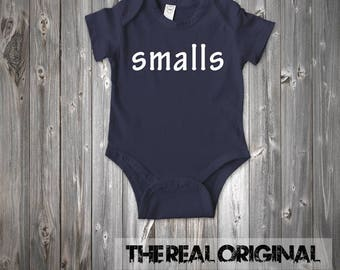 Smalls Onesie Bodysuit - Father and Son Matching Shirts Father Daughter Matching Father's Day Shirt Matching Family Outfits RO249