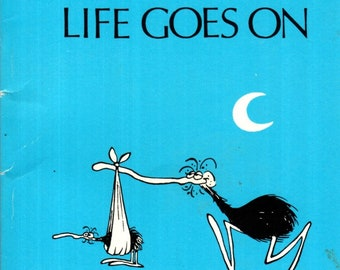 B.C. Life Goes On Paperback Book Johnny Hart 1984