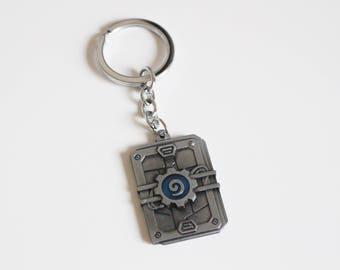 Hearthstone Pack inspired Keychain