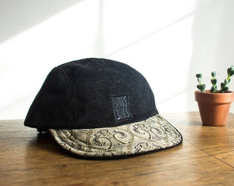 THE ROYAL - MysticCollection2018 - 5 panel hat handmade and recycled