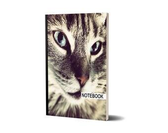 Pet Notebook, Cat 3, Lined Journal, 47A1979177457