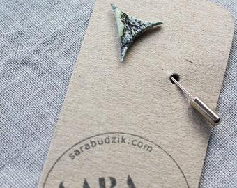 Ceramic Tie/Hat Pin