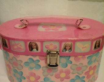 Vintage Barbie Carrying Case