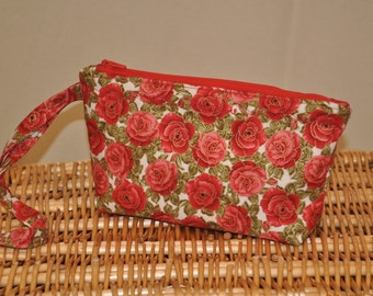 Mini clutch (Elegant Roses)