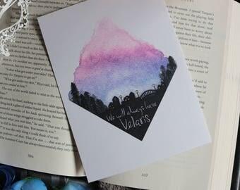 We will always have Velaris | PRINT | ACOMAF
