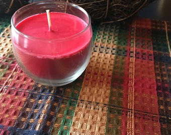 8 oz. Holly Berry Soy Candle