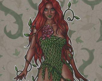Poison Ivy OA